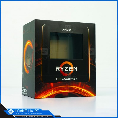 CPU AMD Threadripper 3970X (3.70GHz Turbo Up To 4.50GHz, 32 Nhân 64 Luồng, 144M Cache, sTRX4)