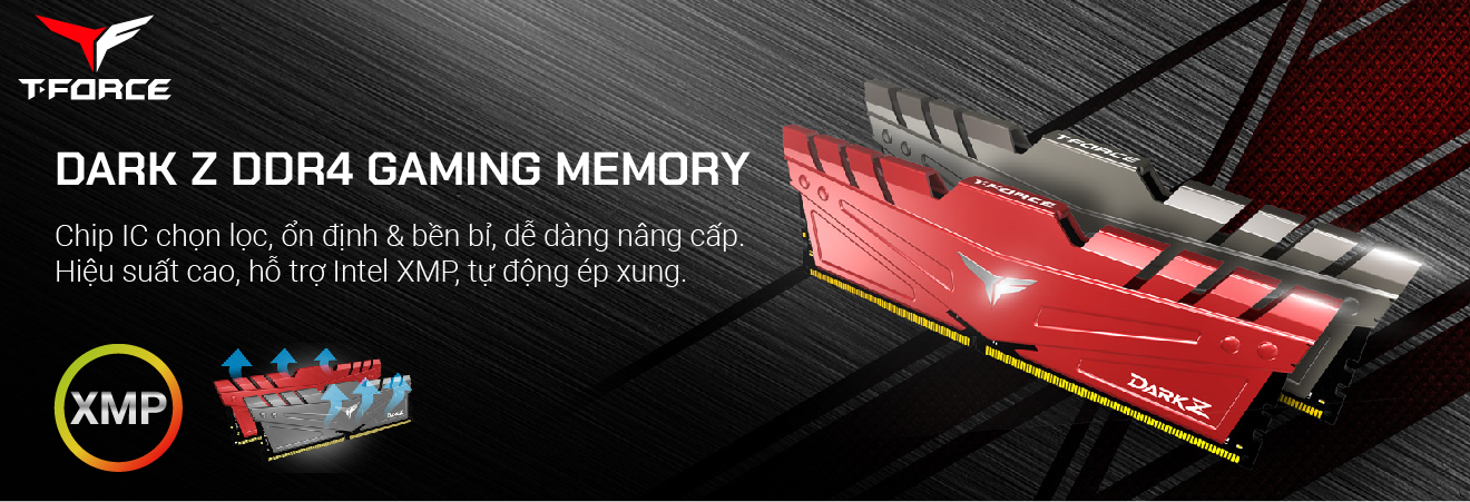 Dark Z DDR4 Gaming Memory