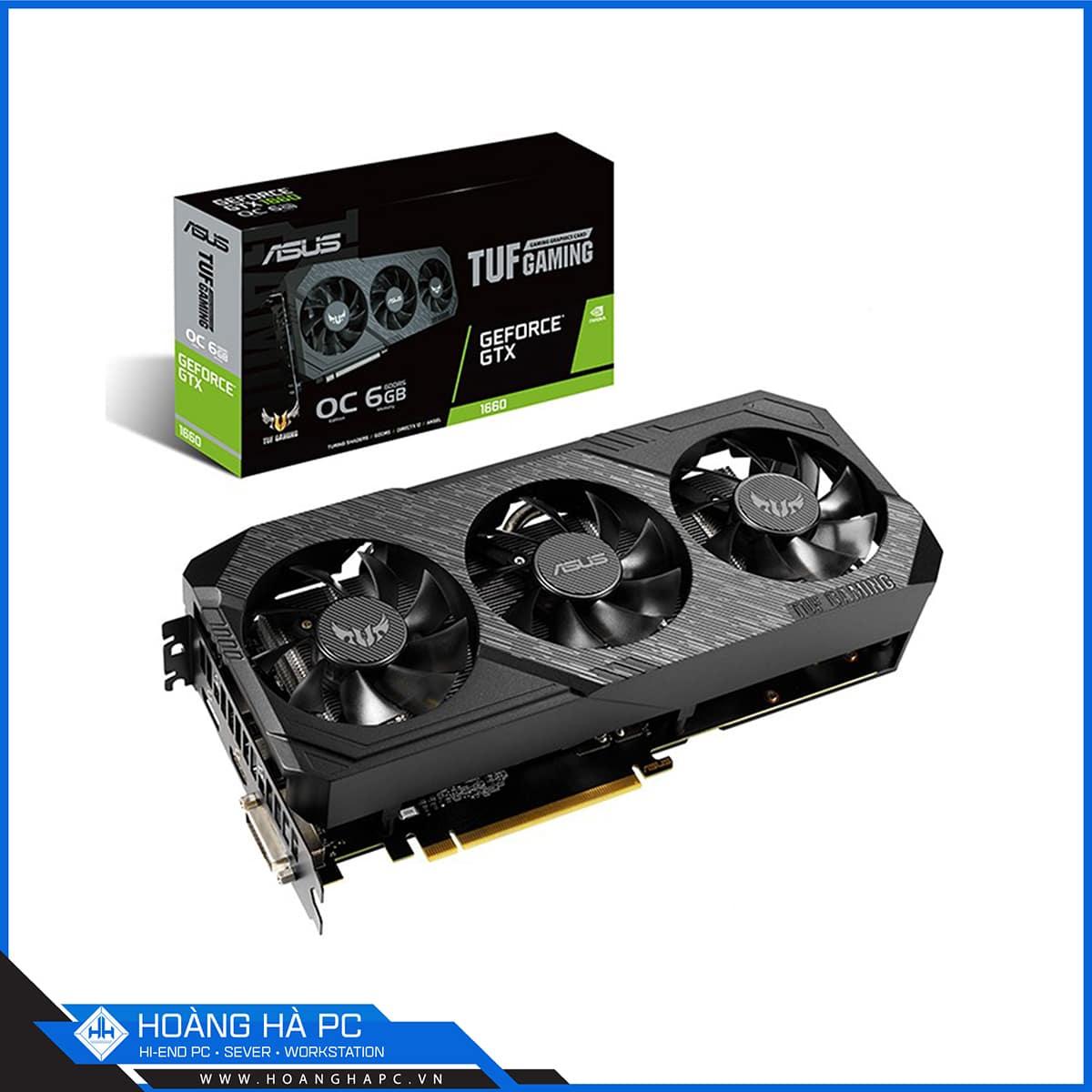 Card màn hình NVIDIA Geforce GTX hiệu năng cực tốt trong phân khúc tầm trung