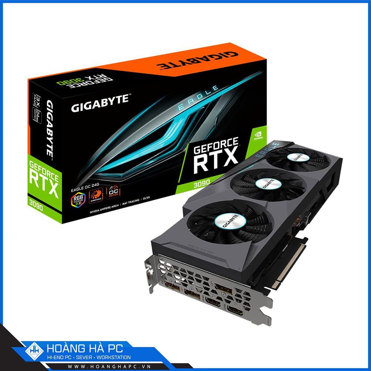 Card màn hình NVIDIA Geforce RTX đem lại hiệu năng cực cao