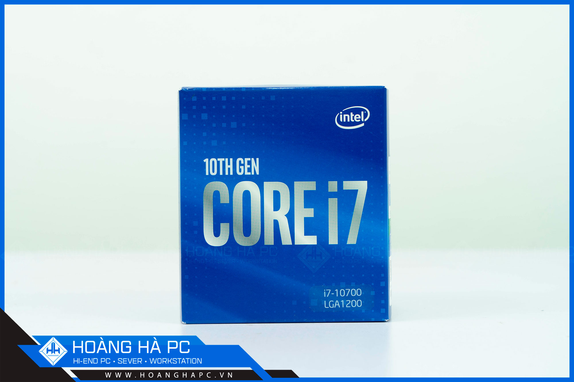CPU Intel Core i7-10700