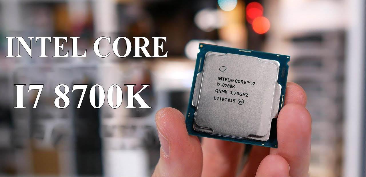 CPU Intel Core i7 8700K (3.7Ghz Turbo Up to 4.7Ghz / 12MB Cache / 6 Cores, 12 Threads / Socket 1151 v2)