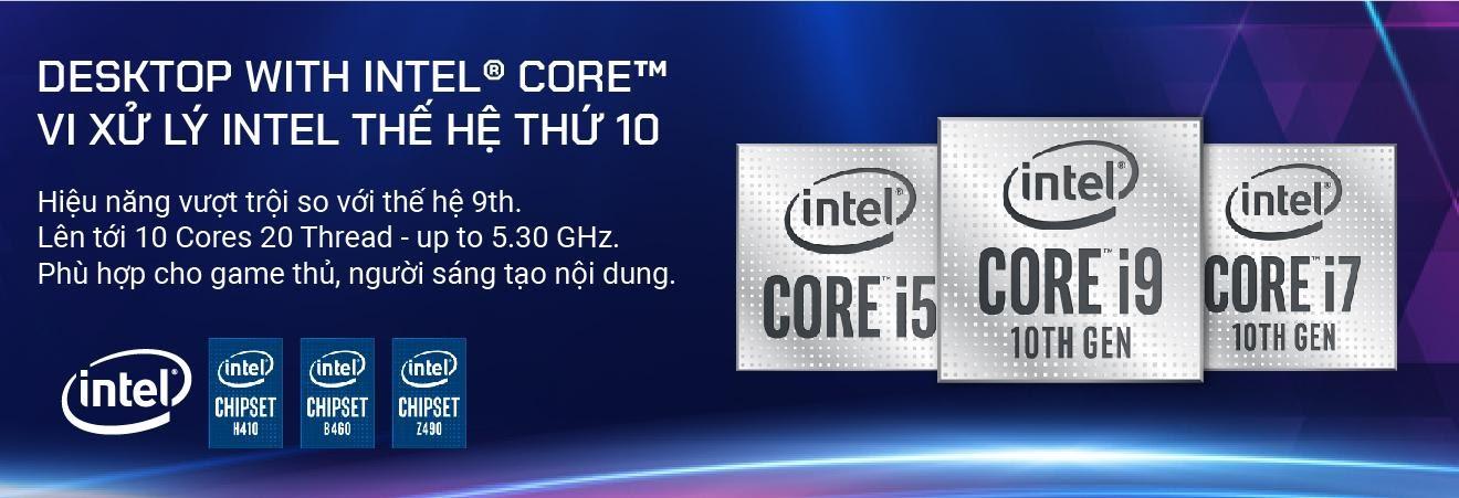 Đơn vị chuyên cung cấp CPU, phụ kiện, linh kiện PC