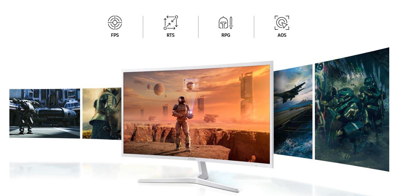 Samsung LC32JG51FDEXXV 32inch FHD 144Hz