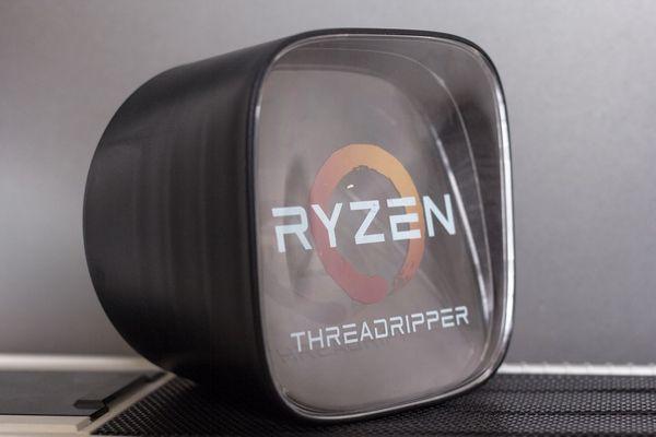 CPU AMD Ryzen Threadripper 1920X