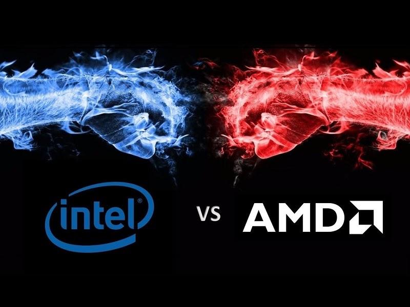 Các hãng sản xuất CPU giá rẻ Intel Và AMD