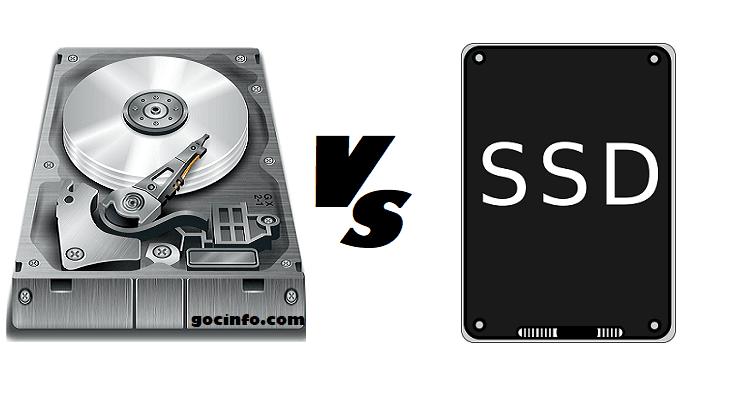 Nên lựa chọn HDD hay SSD