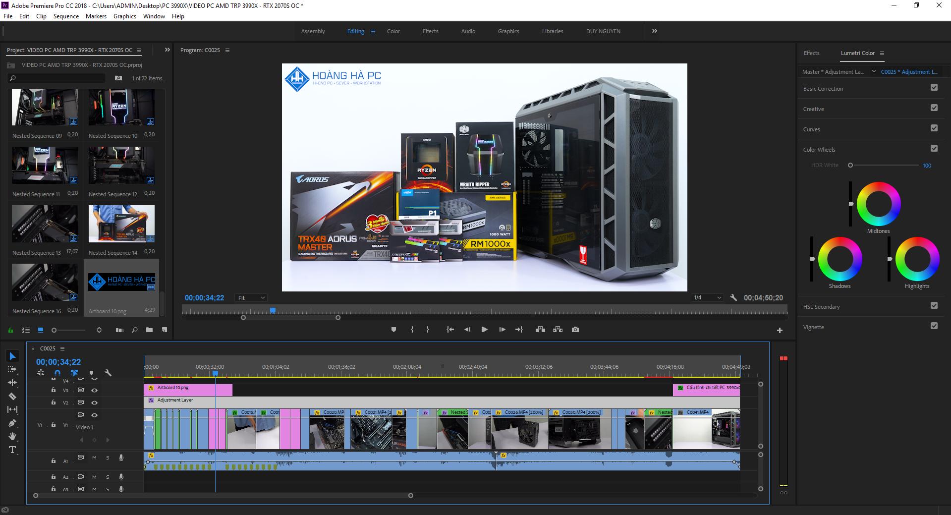 Hướng dẫn chọn CPU cho PC làm đồ họa chuyên nghiệp