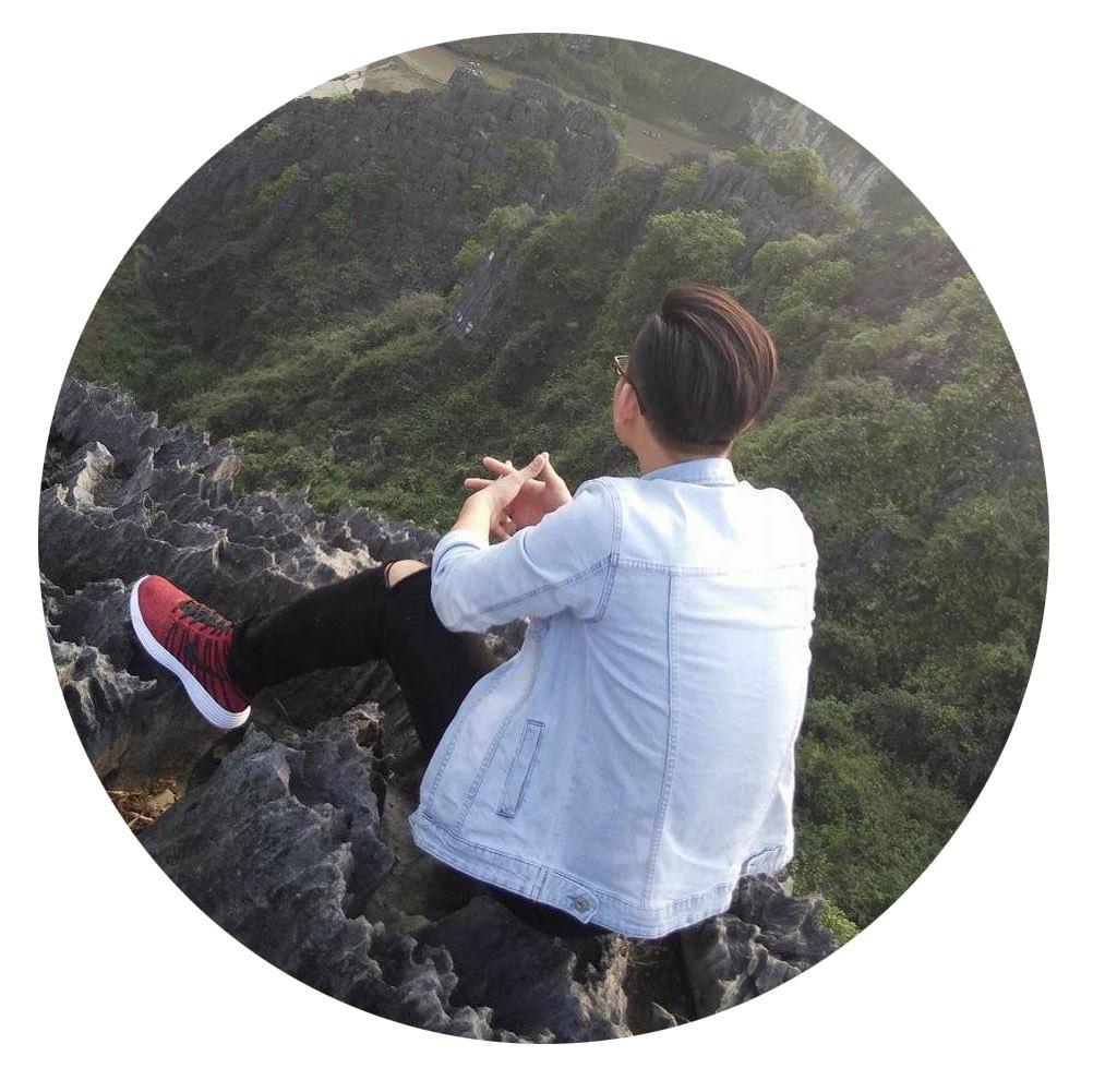 Mr. Thế Sơn - Nhân viên kỹ thuật phần cứng, phần mềm PC