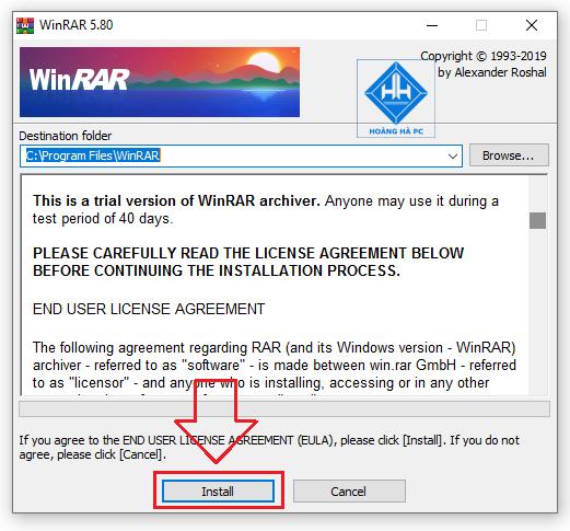 Download WinRAR Mới Nhất 2020 Full Crack Đơn Giản - Hướng Dẫn Cài Đặt