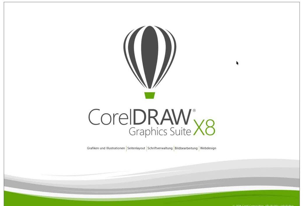 Download CorelDRAW Graphics Suite X8 - Link Google Drive