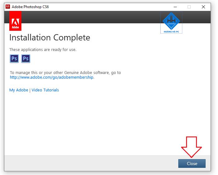 Download Adobe Photoshop CS6 Mới Nhất Link Google Drive + Hướng Dẫn Cài Đặt