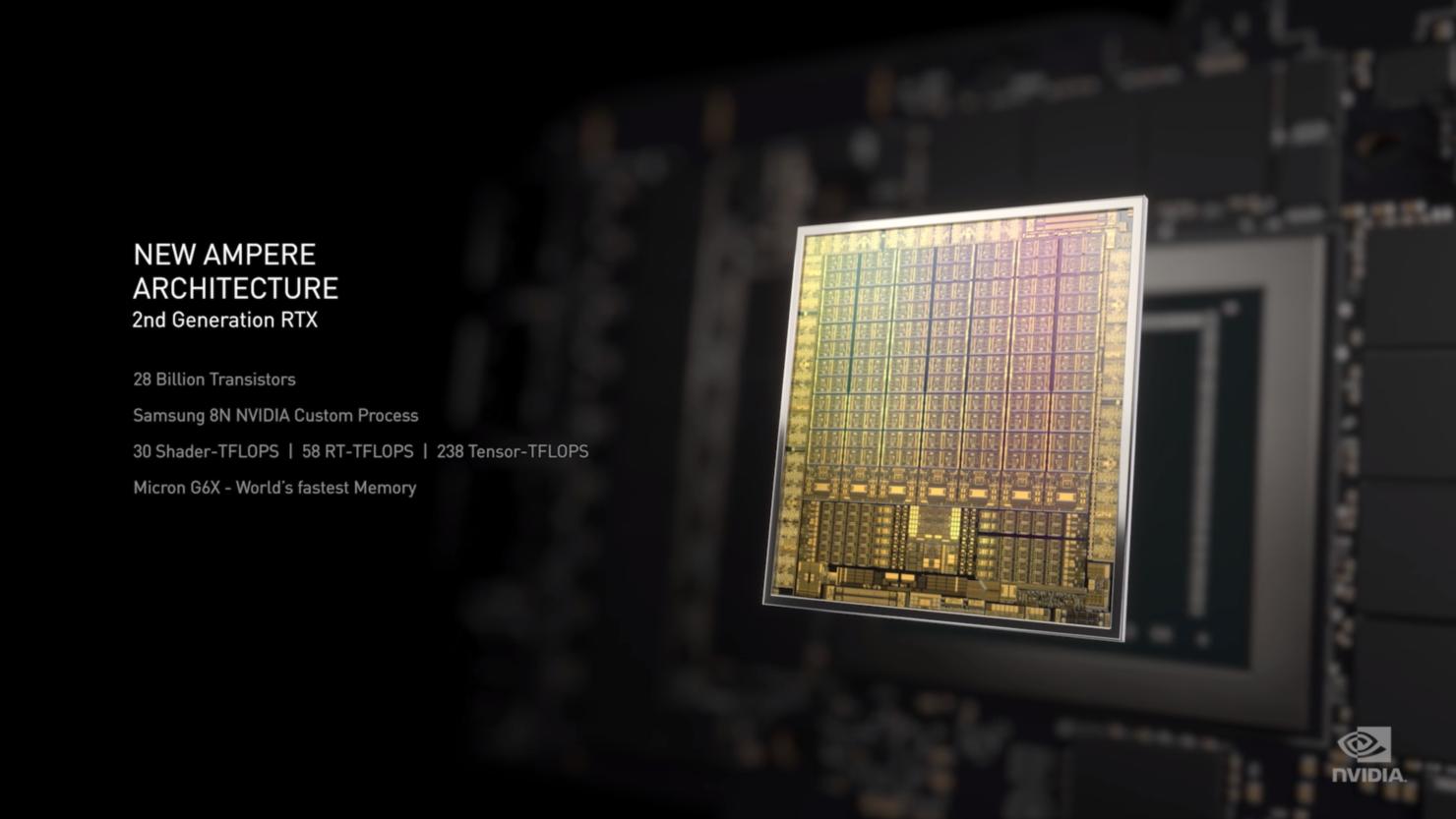 Nvidia Geforce RTX 3070: Mạnh hơn 2080 Ti