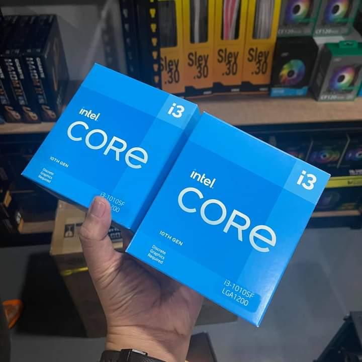 Intel Sẽ Ra Mắt i3 10105F Thay Vì i3 11100 ?
