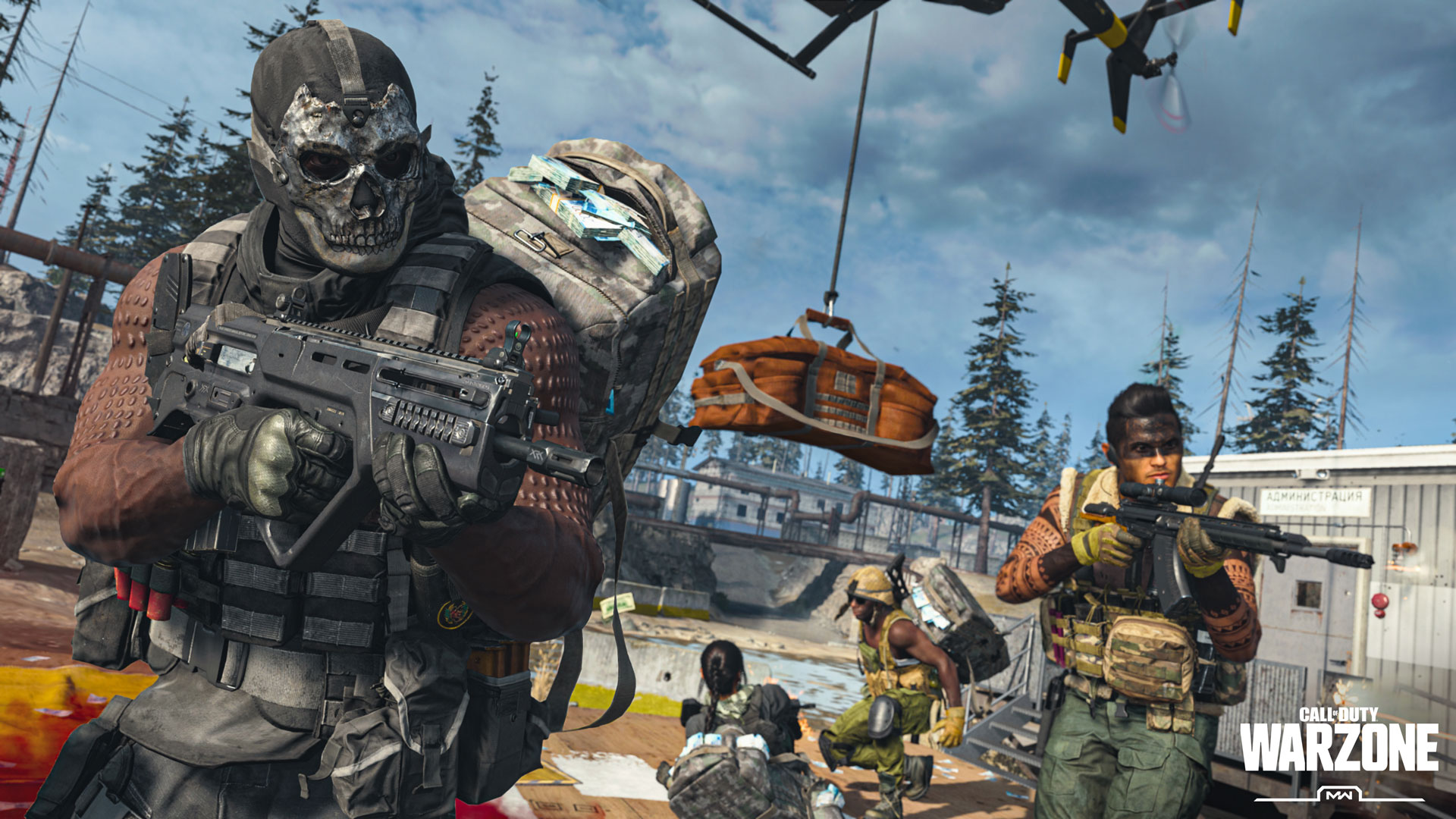 Call of Duty: Warzone - Tựa Game Bắn Súng Sinh Tồn Miễn Phí