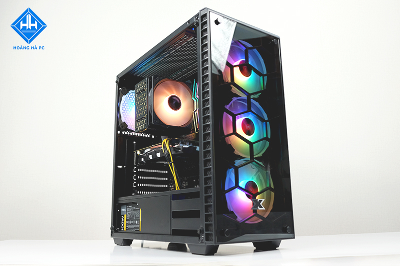 PC Workstation Intel Core i7 8700 / 16G / GTX 1060 3Gb / RGB giá 27 triệu 400