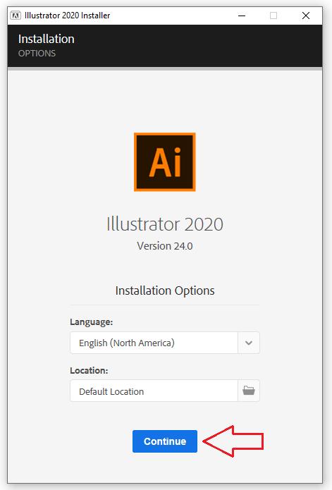 Hướng dẫn cài đặt Adobe Illustrator 2020 mới nhất Full