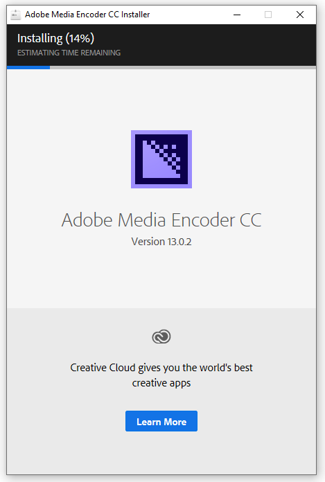Download Adobe Media Encoder CC 2019 Win & Mac