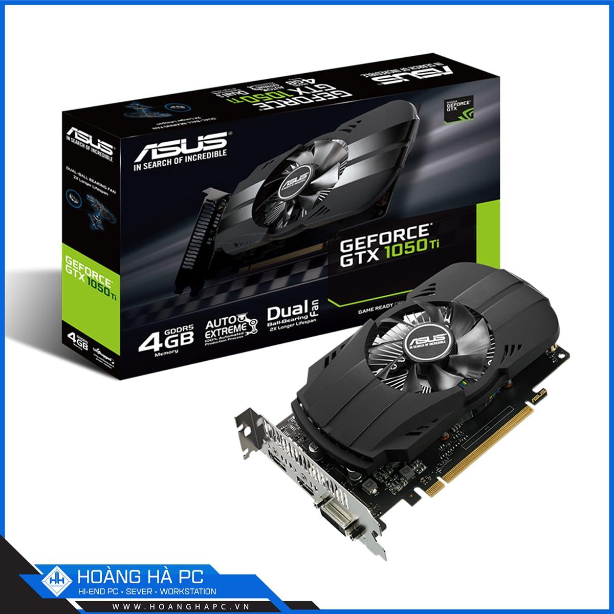 ASUS Phoenix GeForce GTX 1050Ti