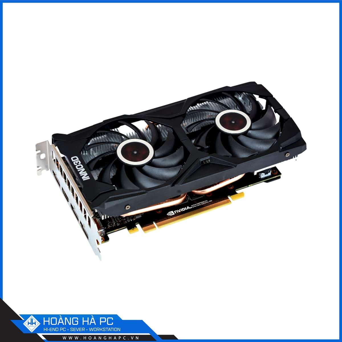 VGA Inno3d RTX 2060 6G Gaming OC X2