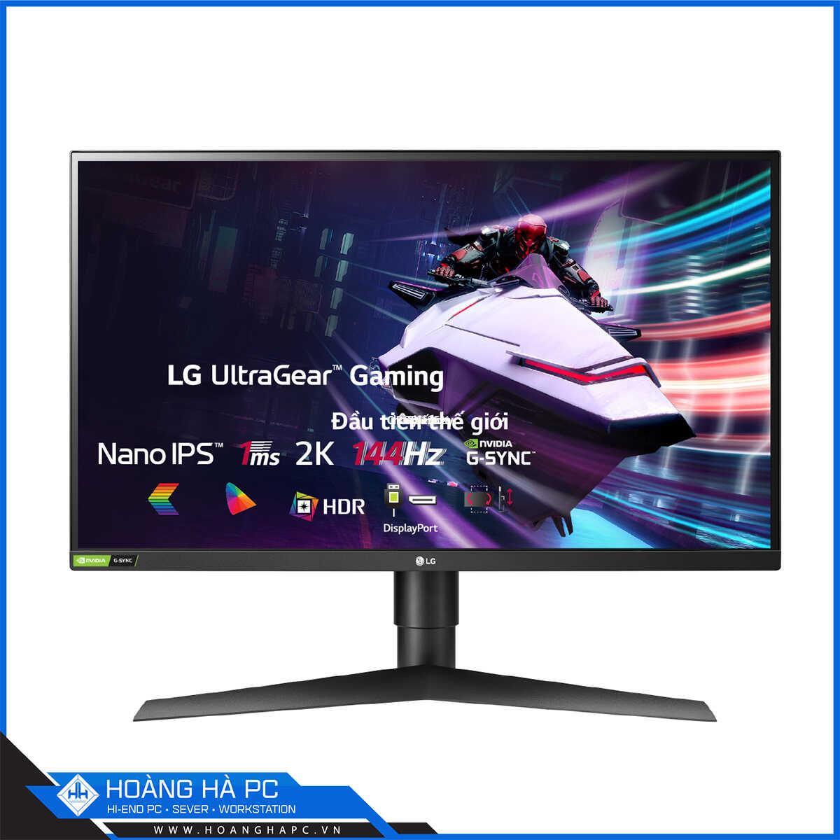 LG 27GL850-B 27 Inch 144Hz
