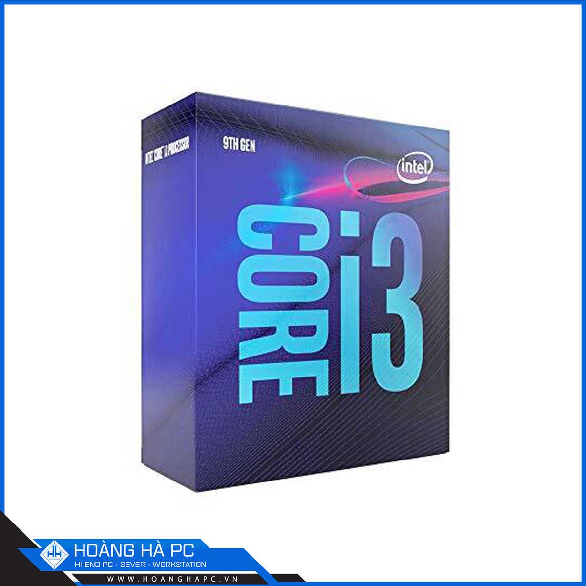 CPU Intel Core i3-9100