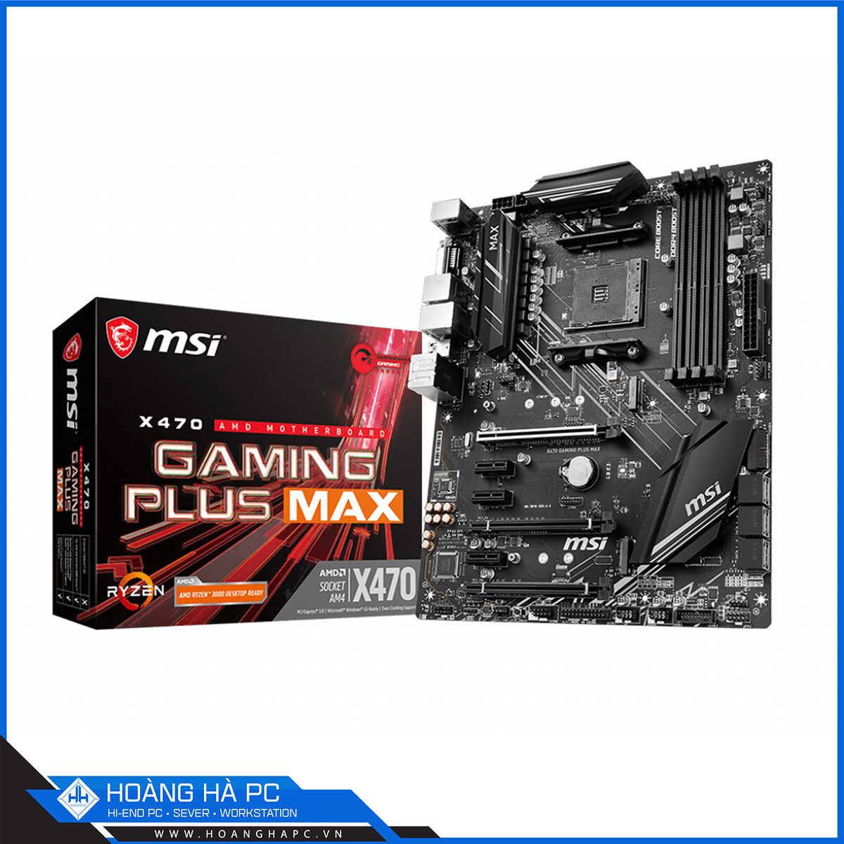 Mainboard AMD X470 - Sản phẩm với nhiều tính năng vượt trội