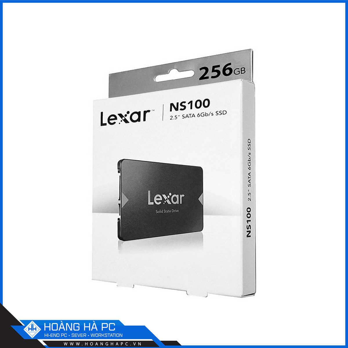 Ổ Cứng SSD Lexar NS100 256GB