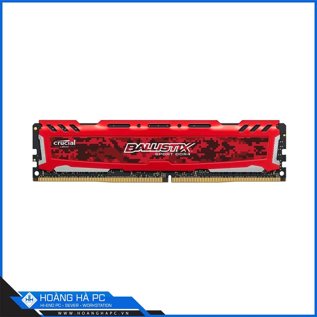 RAM Crucial Ballistix Sport 8GB