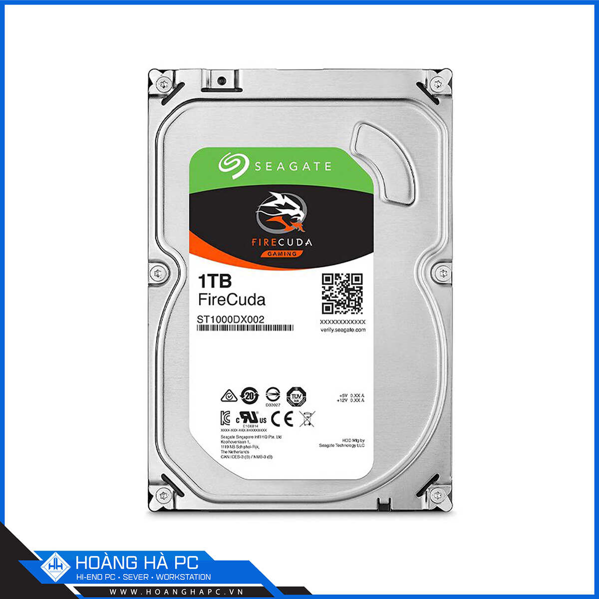 HDD Seagate Firecuda 1TB