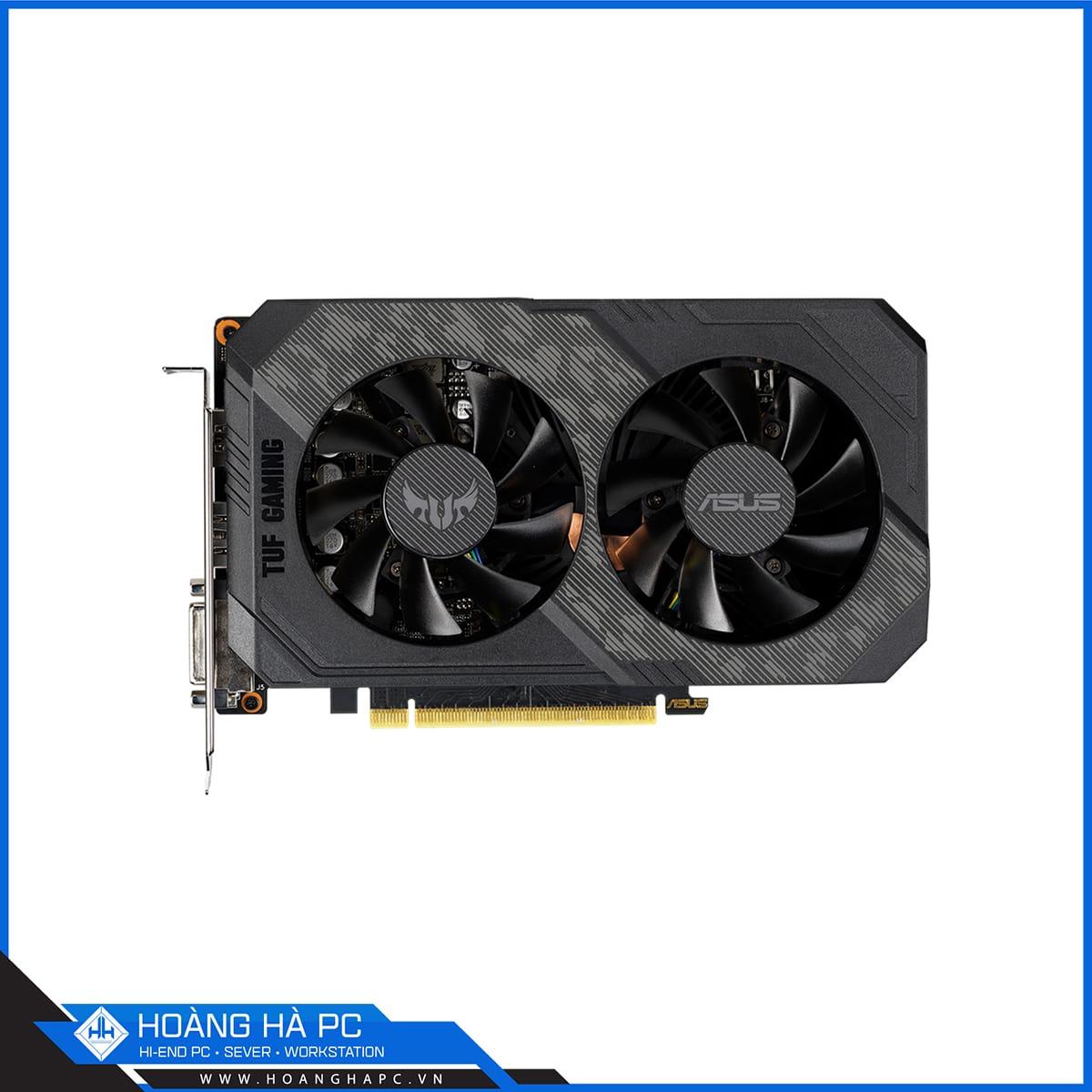 VGA Asus GeForce GTX 1660Ti 6GB TUF OC