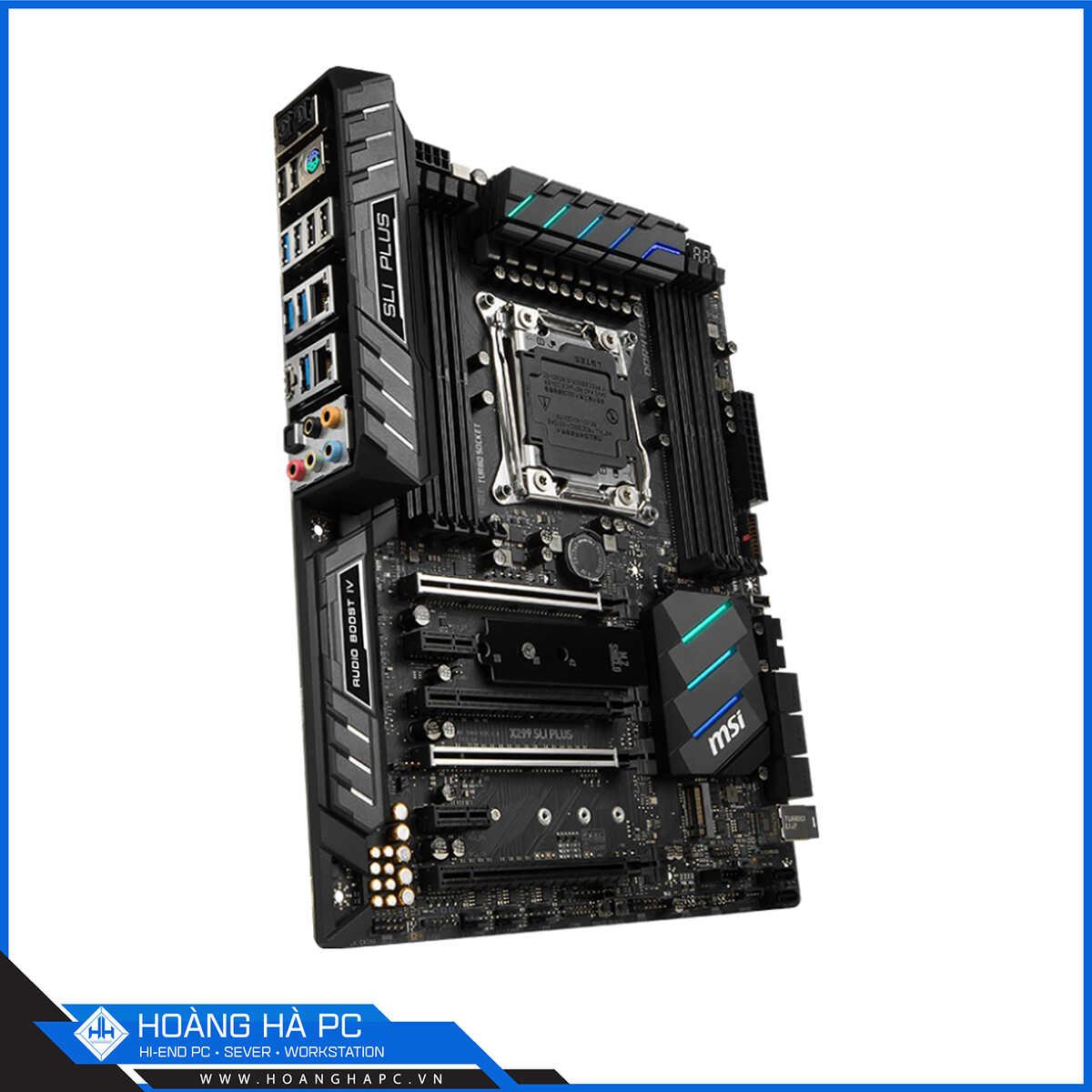 Mainboard Msi X299 Sli Plus