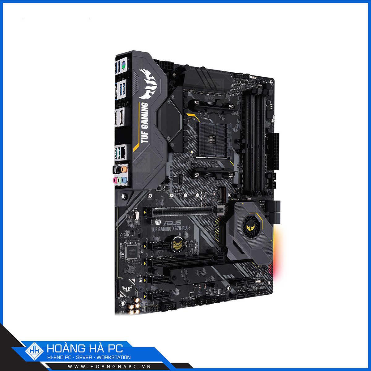 Những tính năng nền tảng hấp dẫn của Mainboard AMD X570