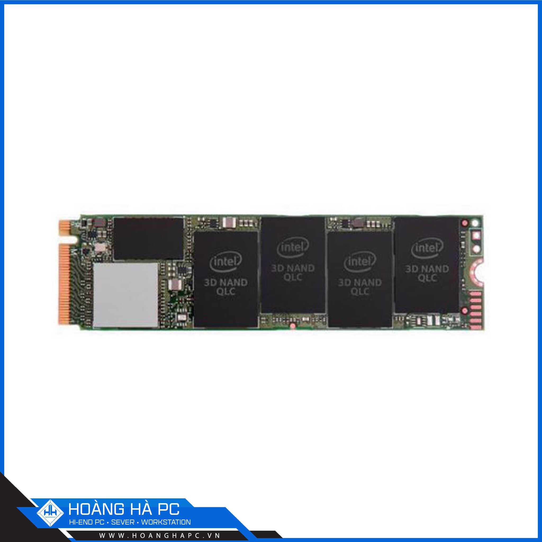 Ổ Cứng SSD Intel 660P 256GB