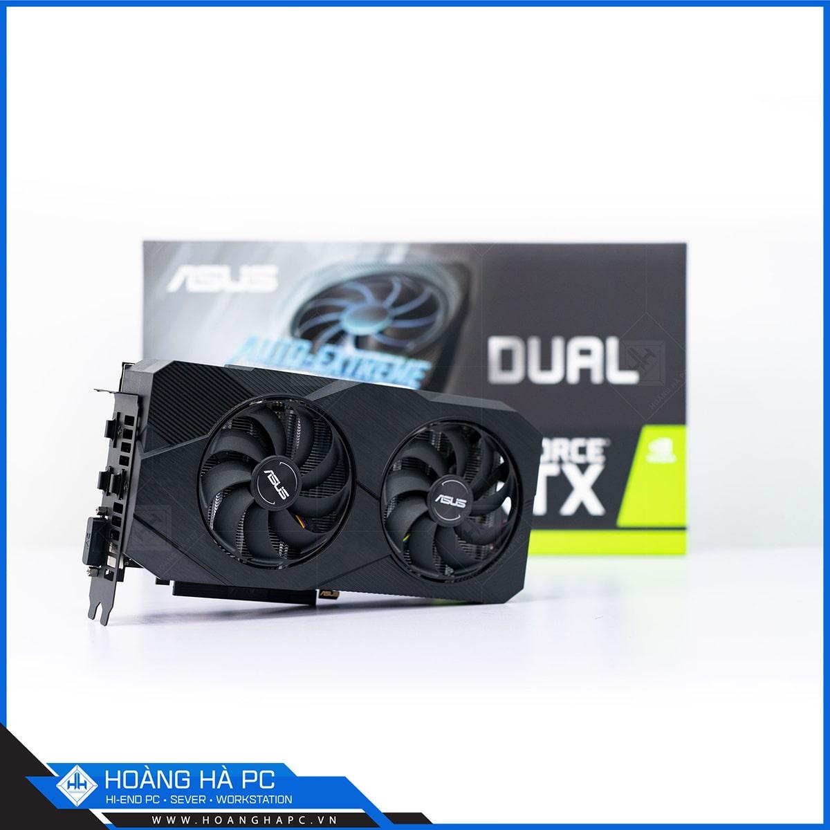ASUS Dual GeForce RTX 2070 EVO V2 OC Edition 8GB GDDR6