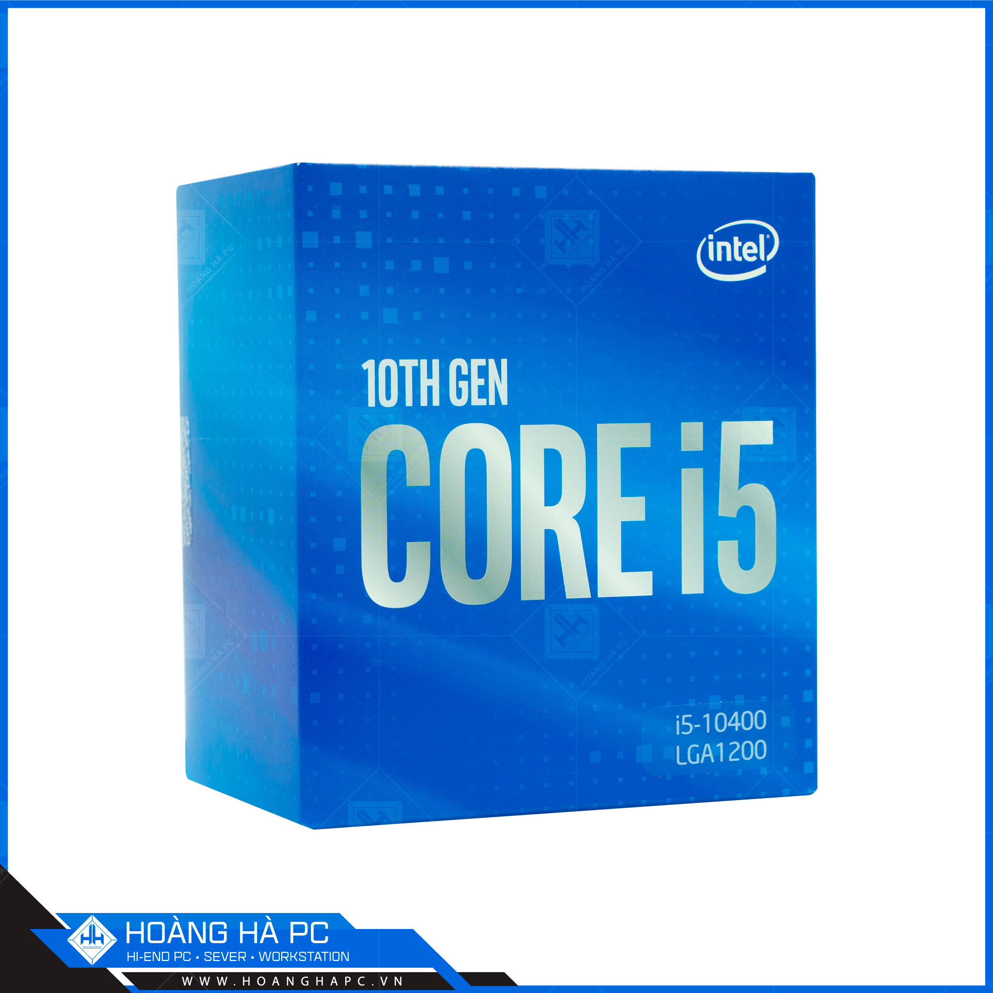 CPU Intel Core i5-10400 (2.90GHz Turbo Up To 4.30GHz, 6 Nhân 12 Luồng, 12MB Cache, LGA 1200)