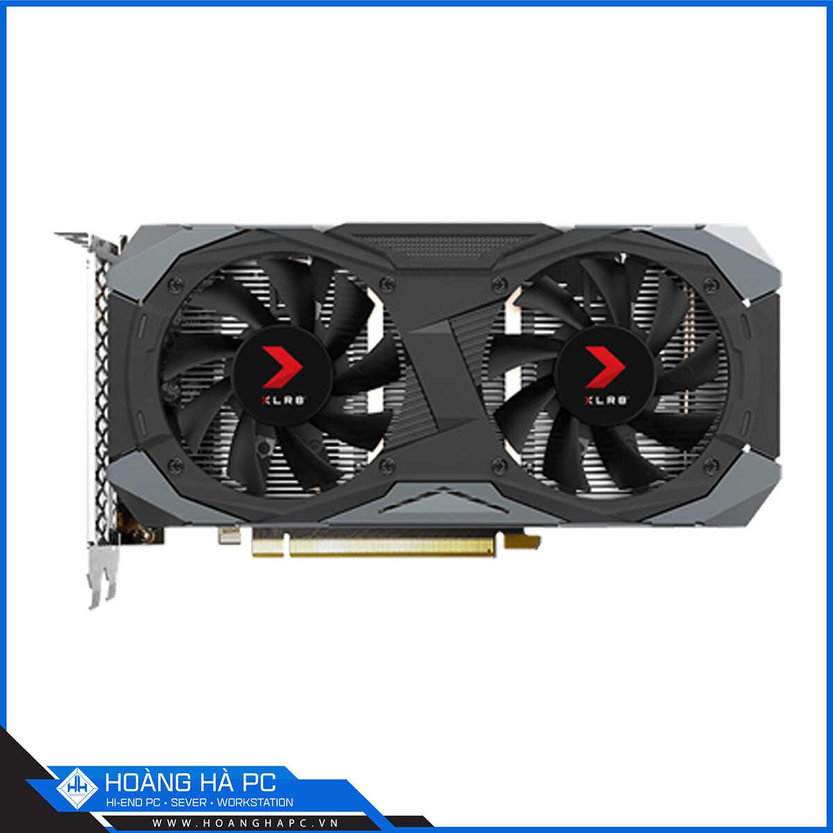 VGA PNY GeForce GTX 1660 6GB XLR8 Gaming Overclocked Edition