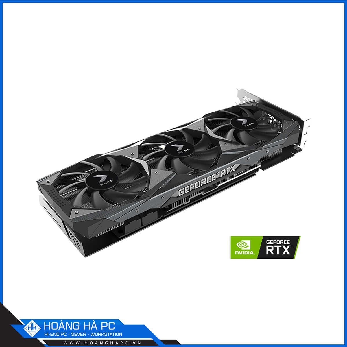 VGA PNY GeForce RTX 2080 Ti 11GB XLR8