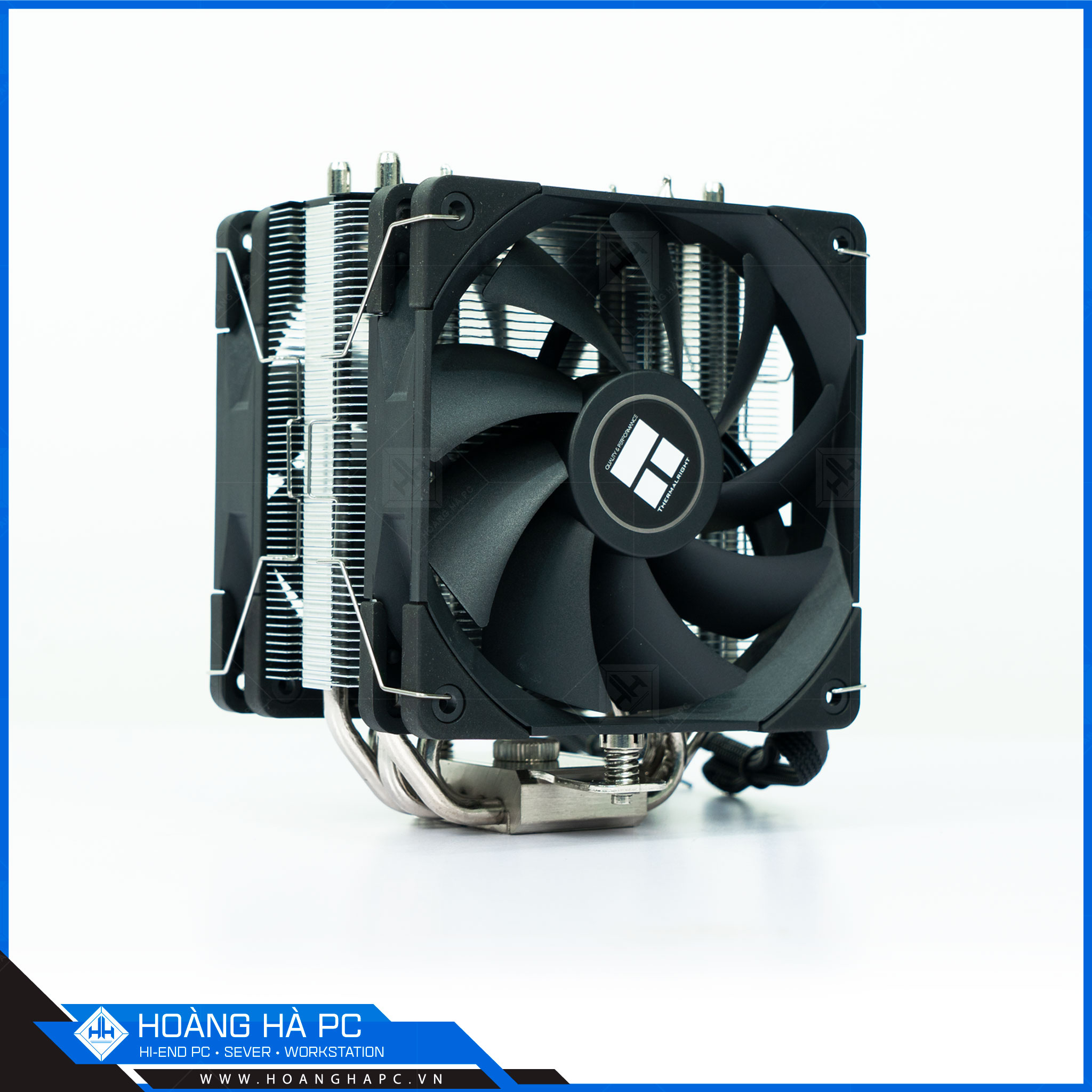 Tản Nhiệt Thermalright ASSASSIN KING 120 Plus ( 2 Fan + 5 Heatpipe )