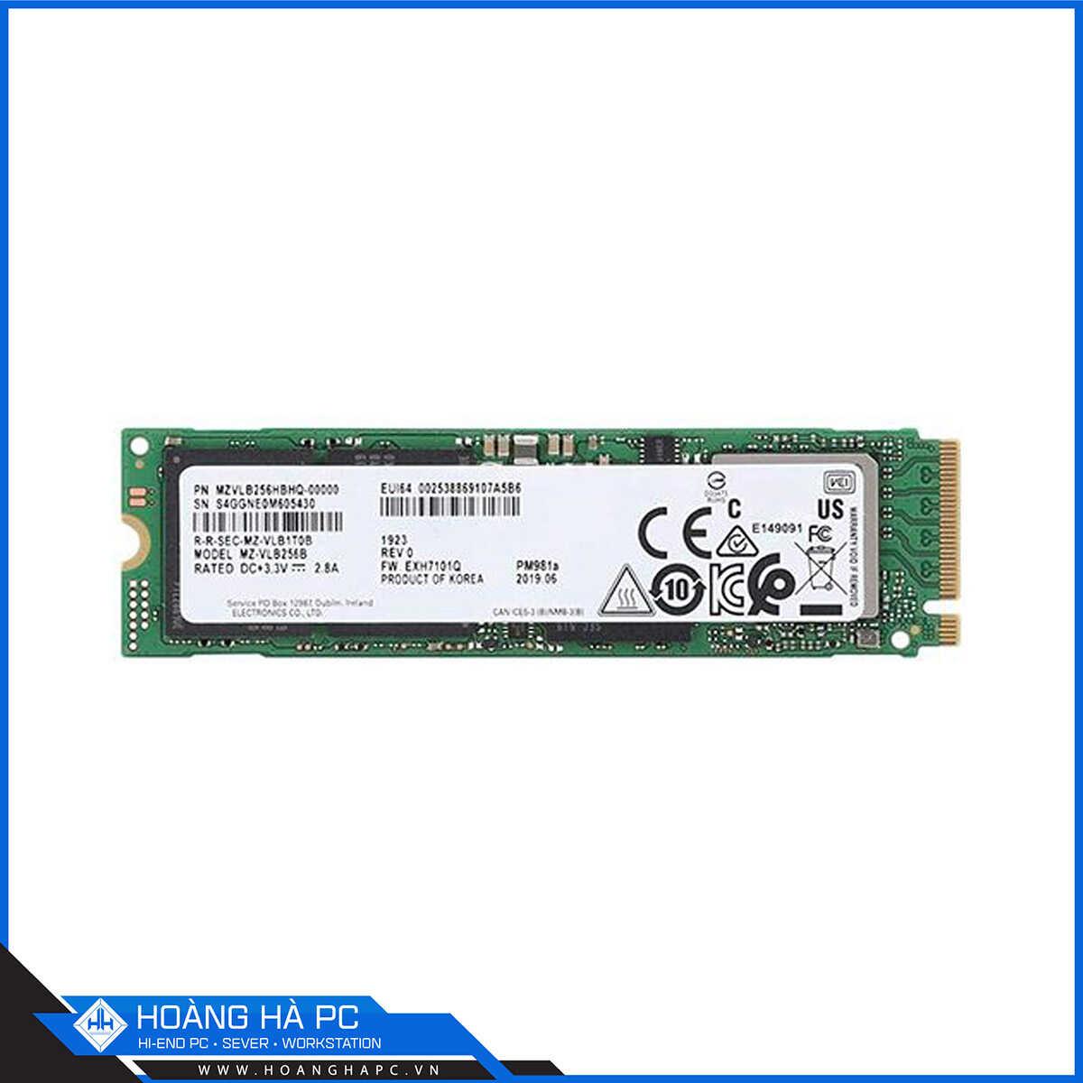 Ổ Cứng SSD Samsung PM981A 2TB