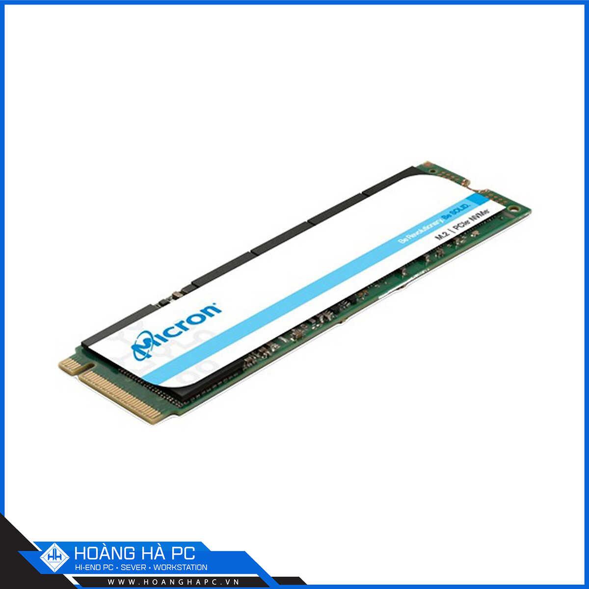 SSD Micron 2200s 512GB M2 2280 NVMe PCIe Gen 3.0 x 4