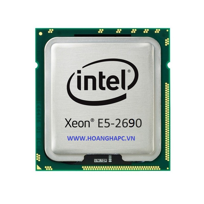INTEL XEON  E5-2690 2.9 GHZ / 20MB / 8 CORES 16 THREADS / SOCKET 2011