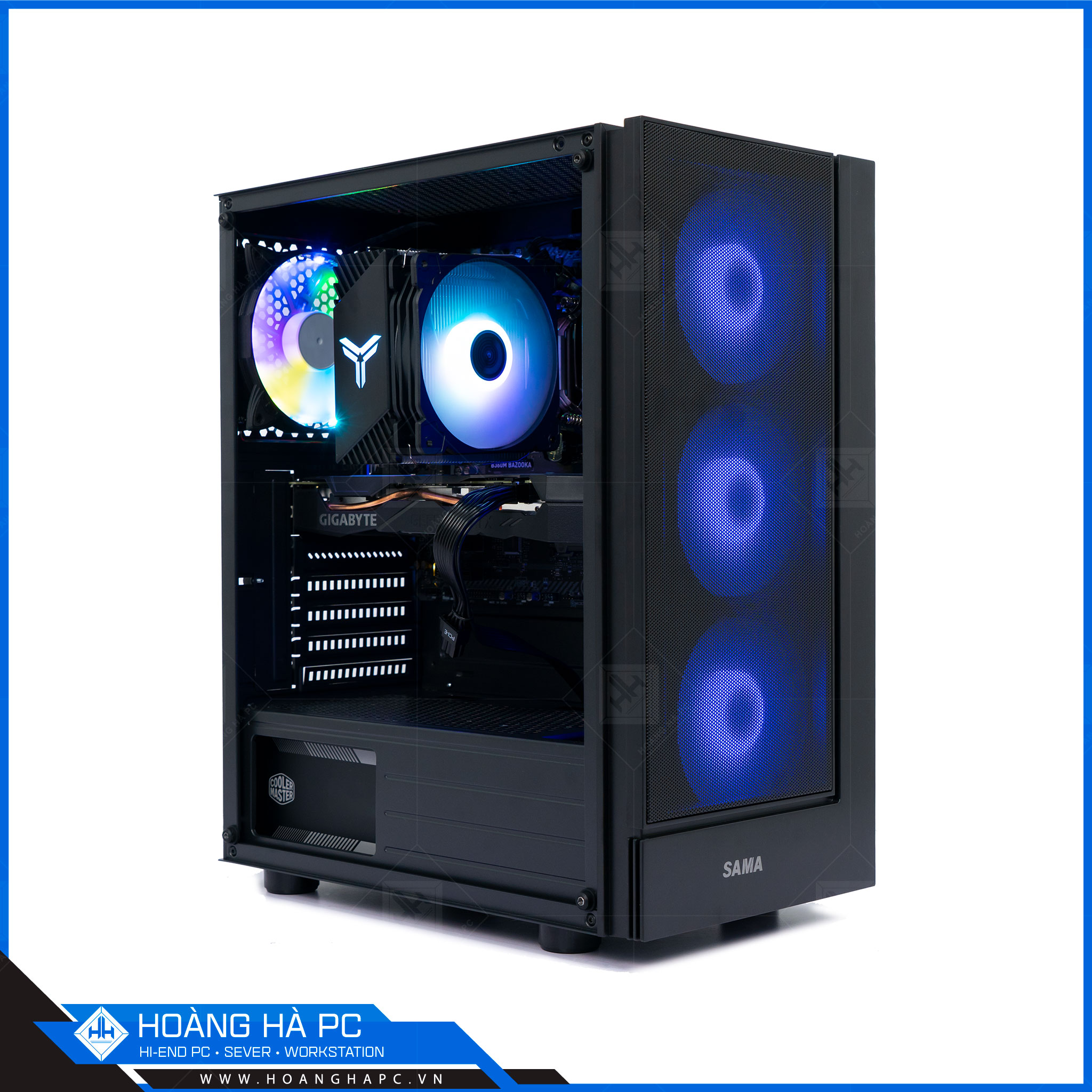 HHPC GAMING INTEL CORE i5 9600K | 16G | NVIDIA RTX 2060 6G