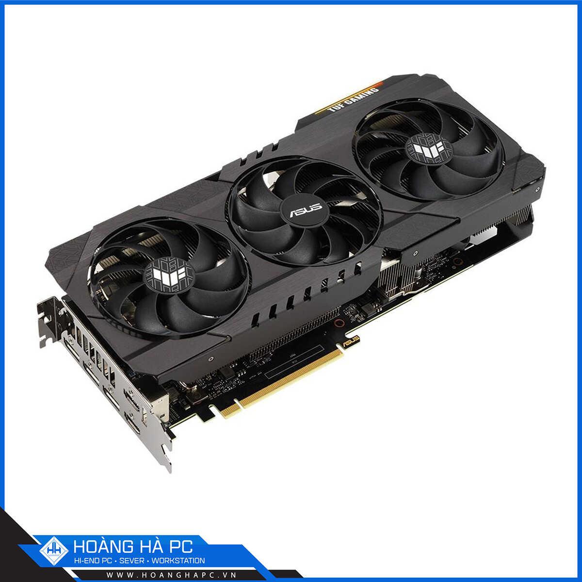 VGA ASUS TUF GAMING GeForce RTX 3080 OC