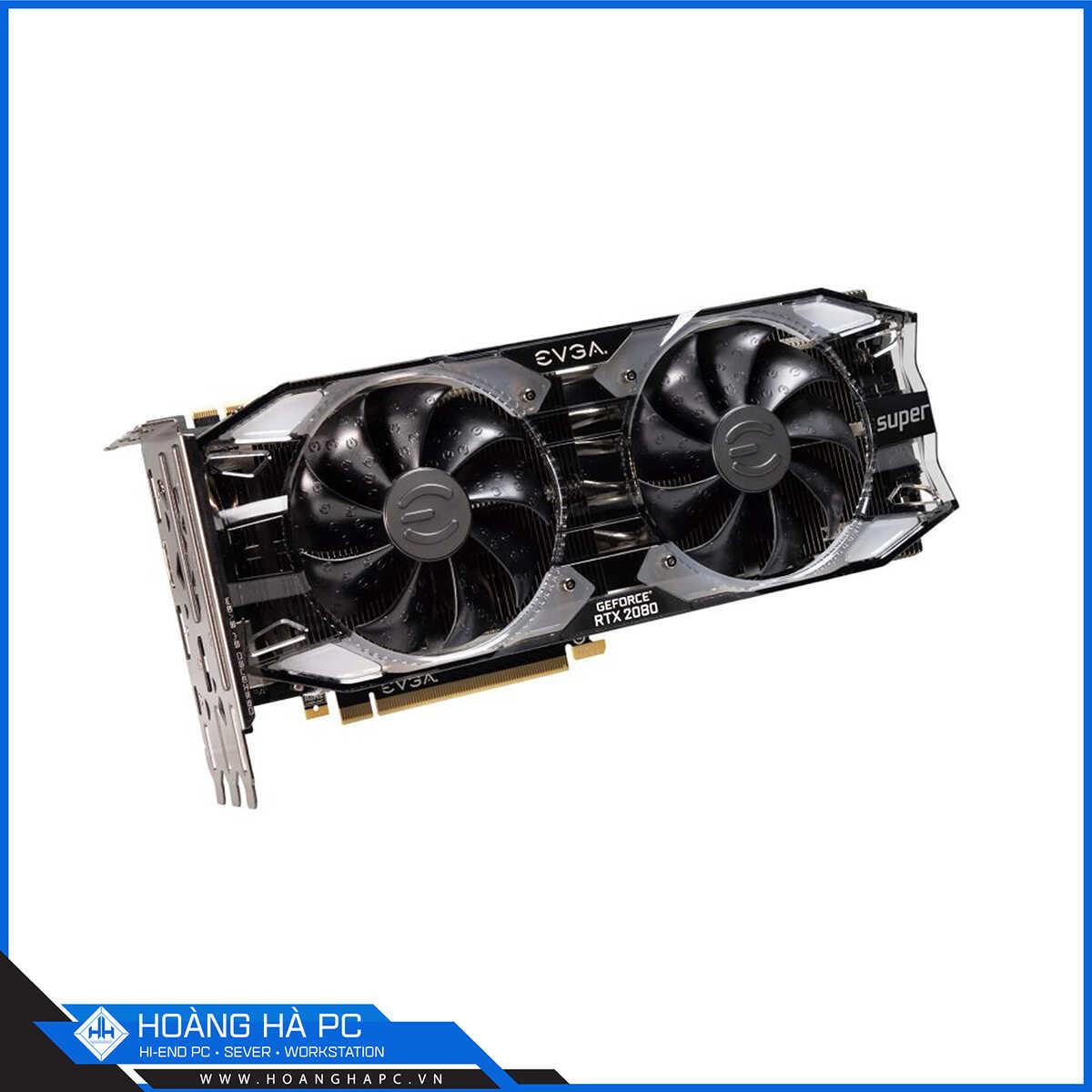 VGA EVGA GeForce RTX 2080 SUPER XC GAMING 8GB