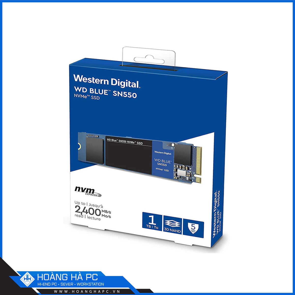 Ổ Cứng SSD WD SN550 Blue 1TB