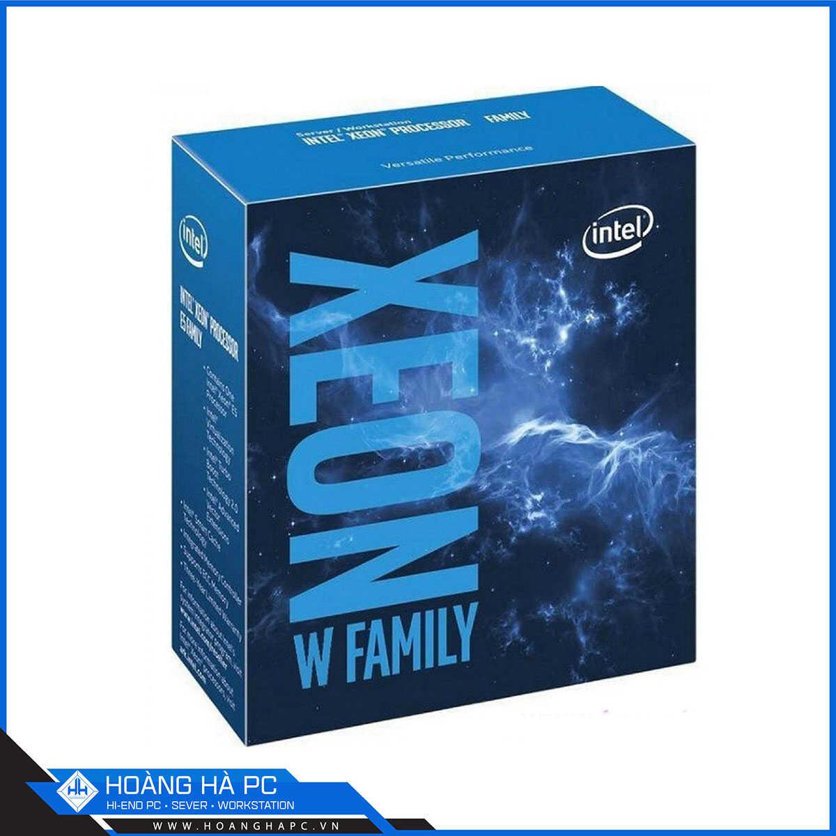CPU Intel Xeon W-2225