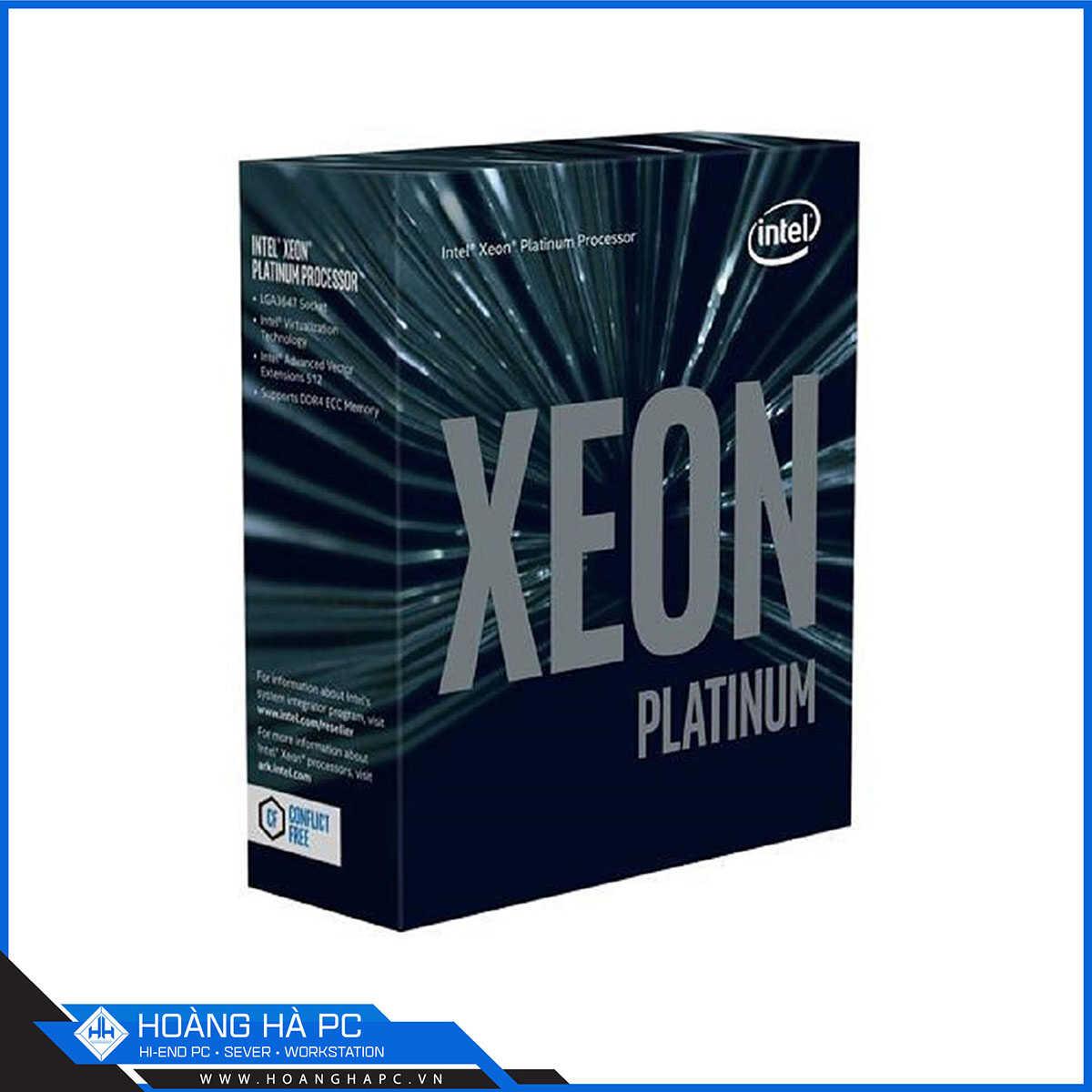 Intel Xeon Platinum 8269CY