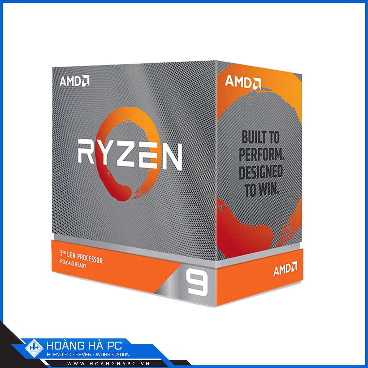CPU AMD Ryzen 9 3900XT