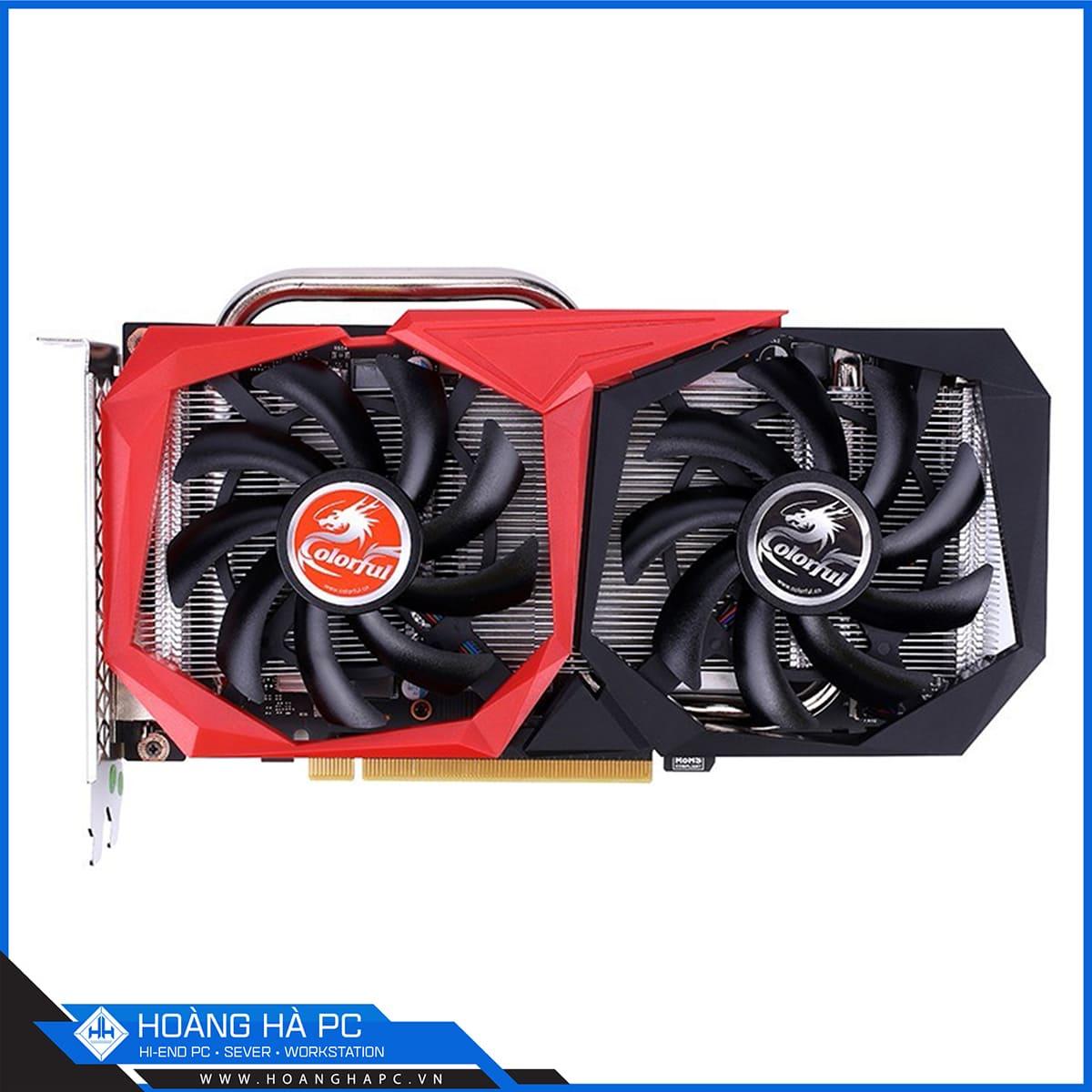 VGA Colorful GeForce GTX 1660 NB 6G-V